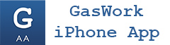 iPhone GasWork AA app